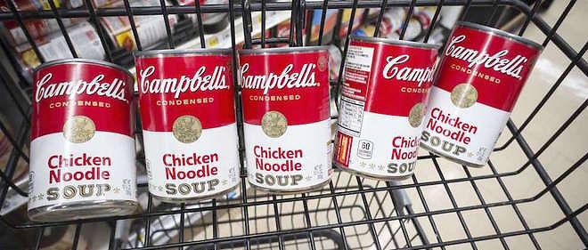 """Campbell a milité activement contre cet étiquetage, susceptible, disait-il, """"d'embouiller le consommateur""""."""