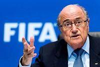 Affaire Platini : Sepp Blatter mis hors de cause ? ©FABRICE COFFRINI