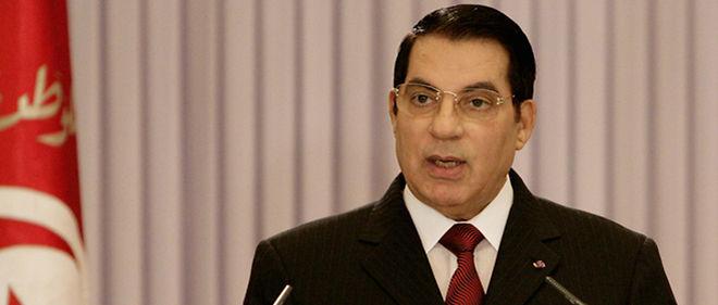 Zine el-Abidine Ben Alià Tunis le 20 mars 2007.