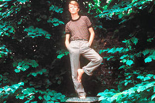 Avec David Bowie vient de disparaître un mutant protéiforme. ©SNOWDON/CAMERAPRESS
