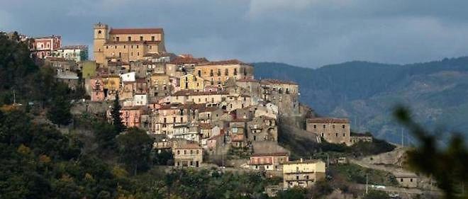 Le village de Sellia, en Calabre, comptait 1 300 habitants en 1960. Ils ne sont plus que 537 aujourd'hui.