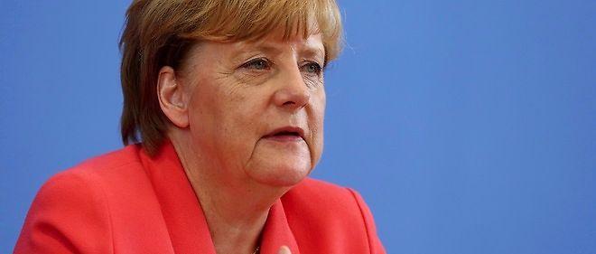 """Cinquante et un pour cent des Allemands ne croient pas au mantra de la  chancelière """"Nous allons y arriver"""" en matière d'accueil des demandeurs  d'asile."""