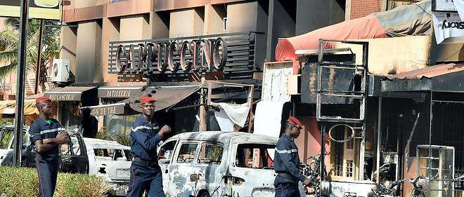 L'attaque au Burkina a fait au moins 29 morts.