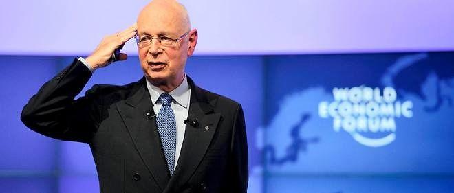 Klaus Schwab, le Forum de Davos, c'est lui - Le Point