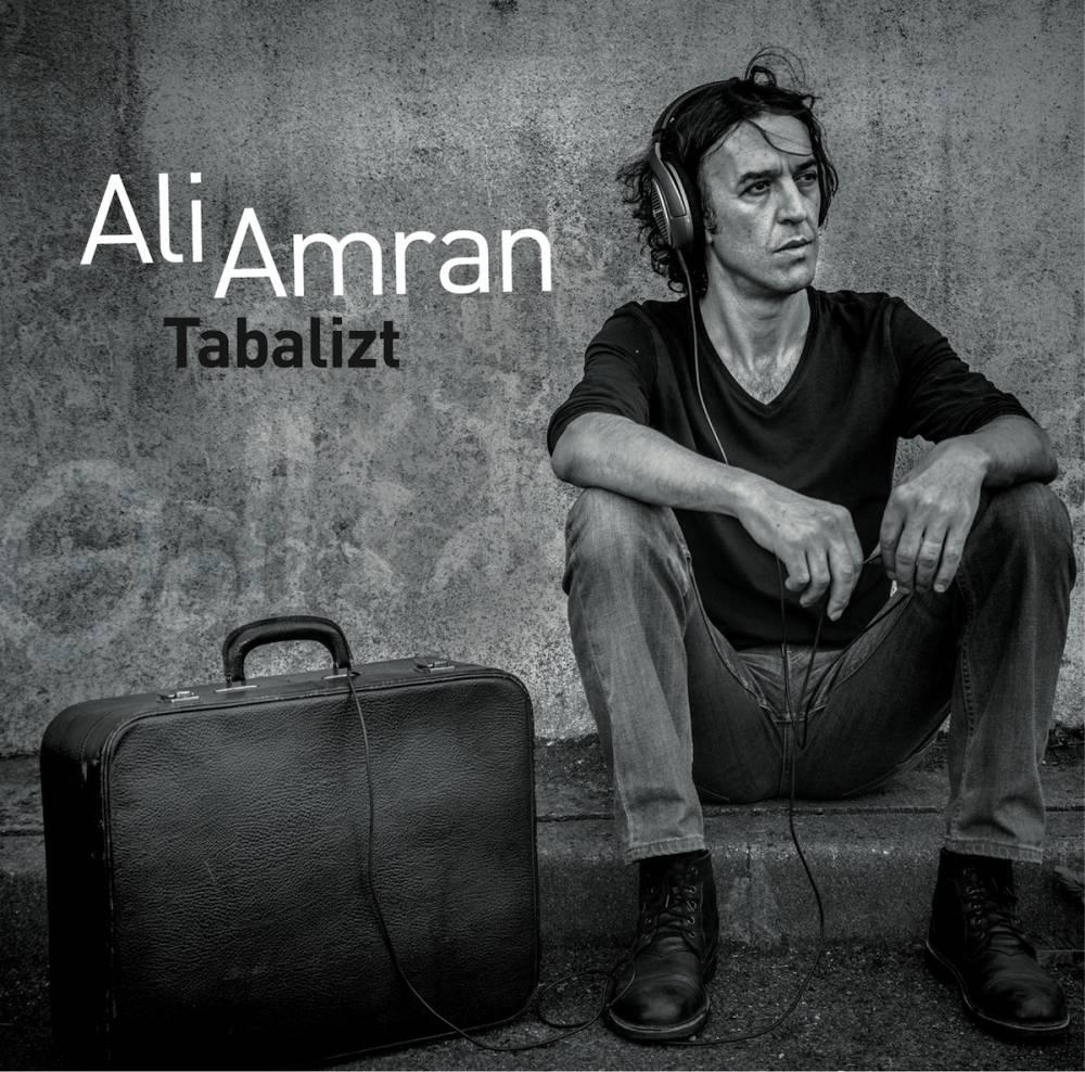 Ali Amran posant pour son dernier opus.  ©  DR