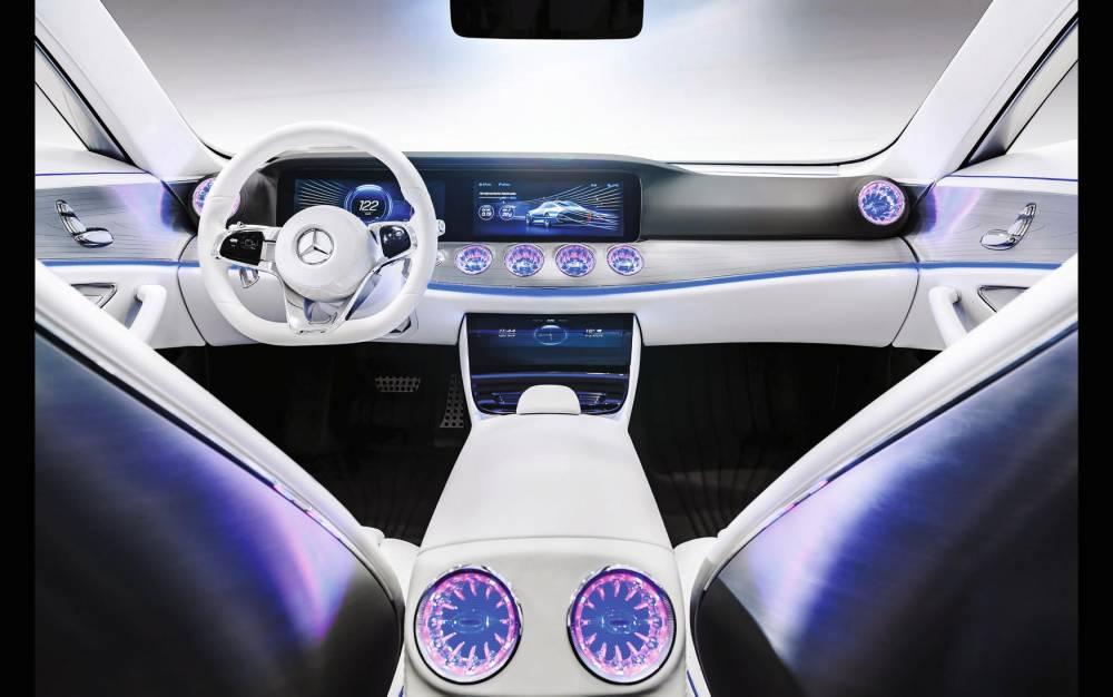 Mercedes Concept IAA ©  Mercedes-Benz cars