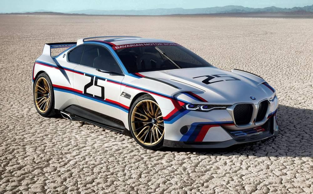 BMW 3.0 CSL Hommage R. © Victor Jon Goico