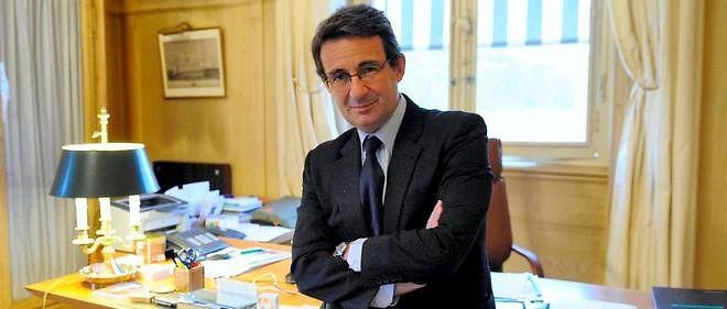 Jean-Christophe Fromantin, maire DVD de Neuilly-Sur-Seine.