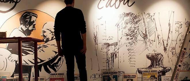 """En dehors de la durée du festival, et malgré le succès  de certaines expositions comme celle consacrée à """"Charlie Hebdo"""" en 2015, la fréquentation du musée de la bande dessinée d'Angoulême demeure pour le moins modeste."""