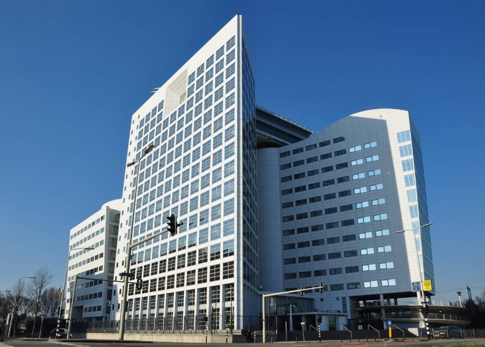 Le siège de la Cour pénale internationale (CPI) à La Haye.   ©  CPI/Max Koot