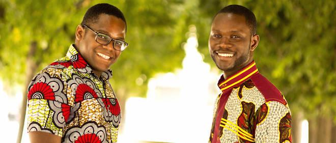 Steve Nicoué Kotey et Brice Bredji ont créé Kodji Agency en 2015 afin d'aider la diaspora à mieux organiser ses investissements en Afrique.