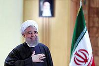Après Rome et le Vatican,Hassan Rohani vient à Paris pour parler économie et attirer des investisseurs en Iran. ©Fatemeh Bahrami