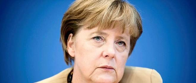 La chanceliere allemande Angela Merkel, photo d'illustration.