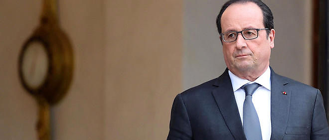 Francois Hollande n'est pas, par principe, favorable a la grace presidentielle.