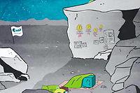 Philae est en train de s'éteindre paisiblement sur la comète Tchouri.