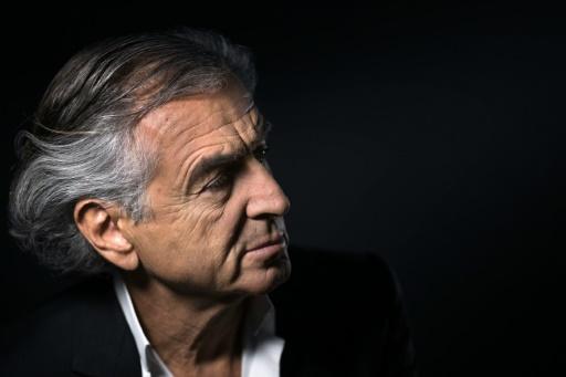 Bernard-Henri Levy à Paris le 14 janvier 2016 © JOEL SAGET AFP/Archives