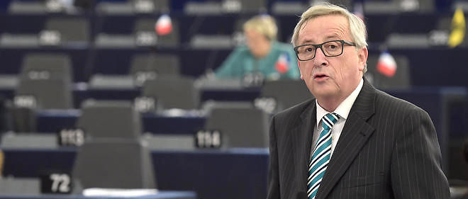 Jean-Claude Juncker a présenté les mesures pour éviter la sortie de la Grande-Bretagne.