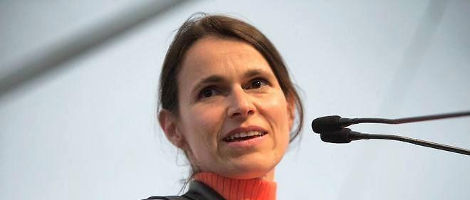 Aurélie Filippetti a indiqué être favorable à une primaire à gauche avec le président sortant.