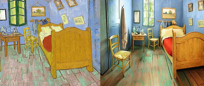 U0026quot;La Chambre De Van Gogh ...