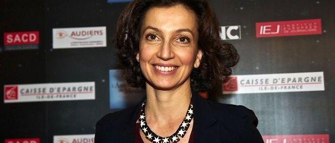 Audrey Azoulay était conseillère de François Hollande sur les dossiers culturels.