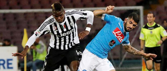 Football Italie Juventus Naples Malheur Au Vaincu Le Point
