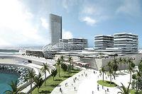 Le futur campus de l'EM Lyon à Casablanca.