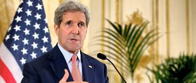 John Kerry mise sur la diplomatie. Image d'illustration.