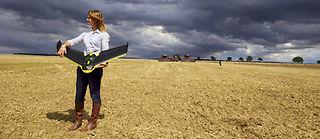 Il faut compter 15euros l'hectare pour s'offrir les services d'un drone piloté par l'une des deux start-up françaises créatrices d'engins (ici, Airinov).