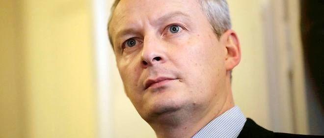 Bruno Le Maire,ancien directeur de cabinet de Dominique de Villepin, s'est fait connaître par ses livres.