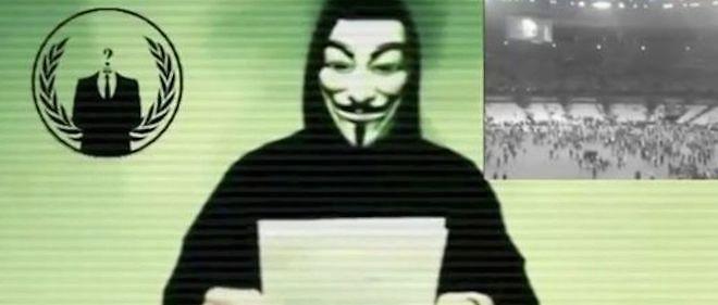 Le collectif Anonymous a piraté lundi un site géré par le ministère de la Défense. Aucune donnée confidentielle n'a cependant été volée.