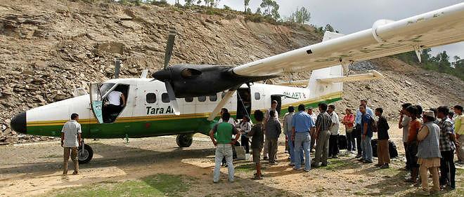 Un avion de la compagnie népalaise Tara Air, photo d'illustration.