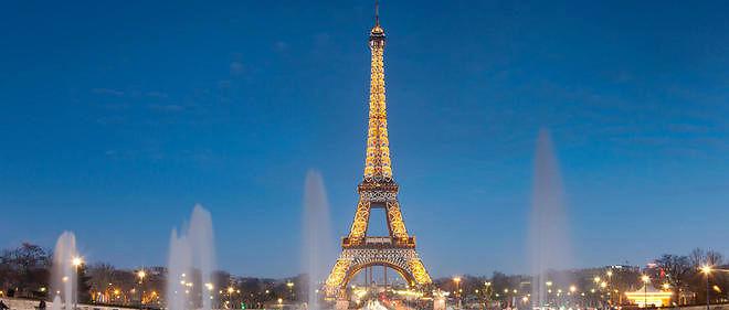 La tour Eiffel, photo d'illustration.
