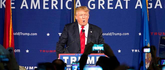 Donald Trump, photo d'illustration.