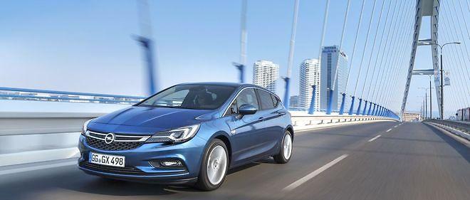 Un style et des vertus que nous avions salués dans notre essai de l'Opel Astra.