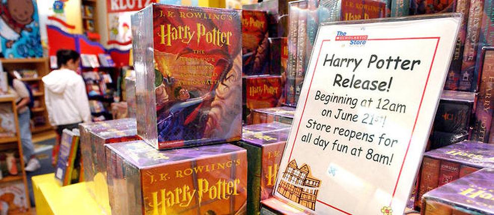 Vos Exemplaires D Harry Potter Peuvent Valoir Une Fortune