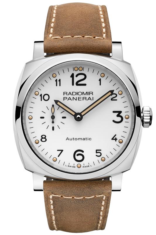 3 Days Automatic Acciaio Radiomir 1940 PAM00655