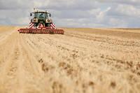 Sur les 62 000 tonnes de pesticides utilisées chaque année en France, 90 % concernent les agriculteurs conventionnels (non bio). ©Pauline Tissot