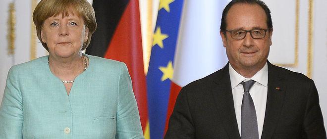 c825e240141709 Crise migratoire - Hollande   Paris et Berlin