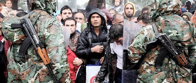 Sur place, les humanitaires ne savent plus quoi faire pour aider les migrants qui arrivent en flot continu (photo d'illustration).