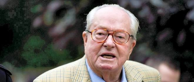 Jean-Marie Le Pen a ete condamne definitivement.