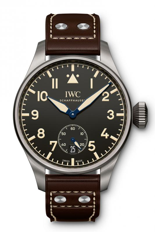 Grande Montre d'Aviateur Heritage 48 Big Pilot's Watch IW510301