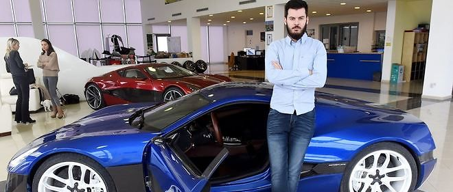 RIMAC AUTOMOTIVE