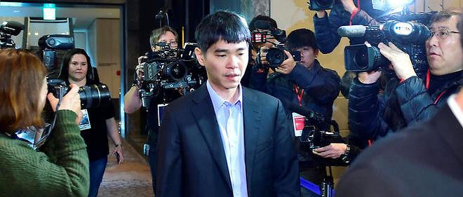 Lee Sedol, le champion du monde du jeu de go, photo d'illustration.