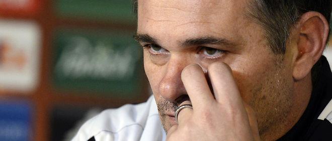 Willy Sagnol sera resté moins de deux saisons à la tête des Girondins.