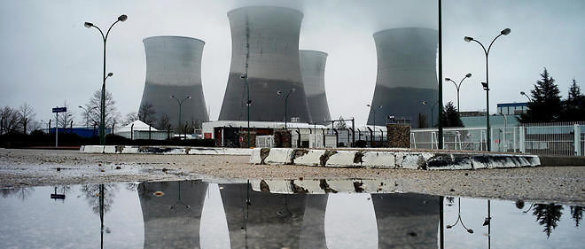 La centrale nucleaire du Bugey, photo d'illustration.