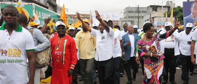 Présidentielle - Congo : face à Sassou Nguesso, huit candidats - Le Point