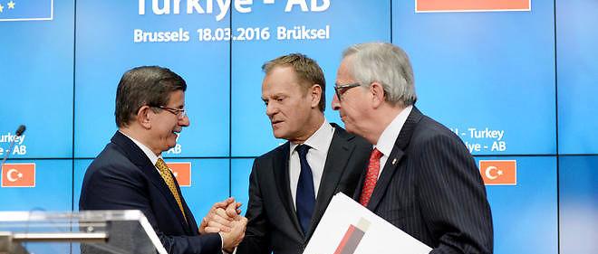 L'accord scellé entre l'UE et la Turquie ne fait pas l'unanimité du côté des ONG.