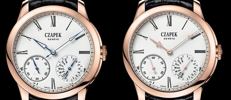 #Baselworld2016 - Czapek : achetez la montre... et la marque !
