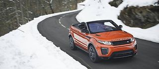 Range Rover Evoque ©Nick Dimbleby