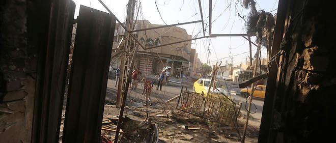 30 morts dans un attentat revendiqué par l'EI en Irak. (Photo d'illustration)